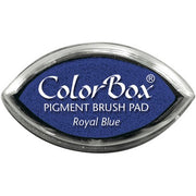 ColorBox - Cat's Eye - Pigment Ink Pad - Royal Blue