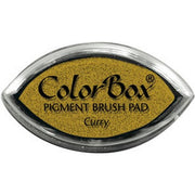 ColorBox - Cat's Eye - Pigment Ink Pad - Curry