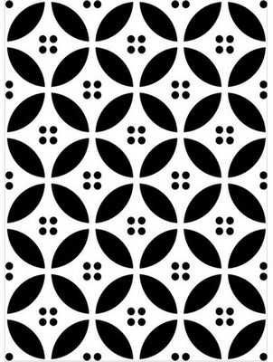 Darice - Embossing Folder - Dot / Circle