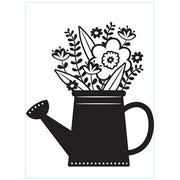 Darice - Embossing Folder - Watering Can