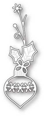 Poppystamps - Dies - Levico Ornament