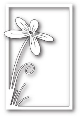 Poppystamps -Dies - Floral Stem Collage