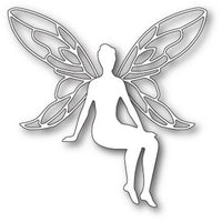 Poppystamps - Dies - Waiting Faerie