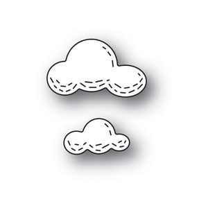 Poppystamps - Dies - Whittle Clouds