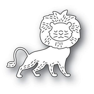 Poppystamps - Dies - Whittle Lion