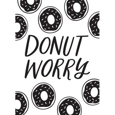 Darice - Embossing Folders - Donut Worry