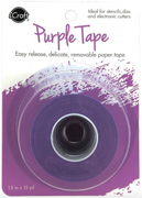 "iCraft Removable Purple Tape - 1.5"" x 15yd"