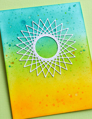 *NEW * Birch Press Designs - String Art Circle (Ships by July 20)