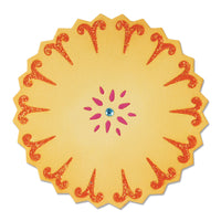 Sizzix Sizzlits Die - Flower, Sunflower
