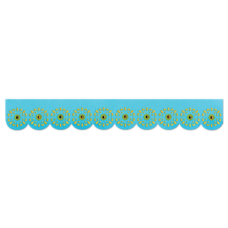 Sizzix Sizzlits Decorative Strip Die - Sunflowers