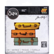 Sizzix - Bigz by Tim Holtz - Baggage Claim (ships mid-september)