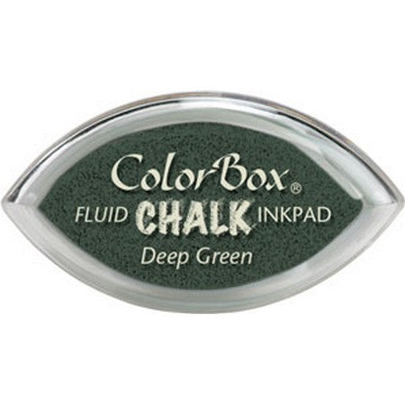 ColorBox - Cat's Eye -Fluid Chalk Pad - Deep Green