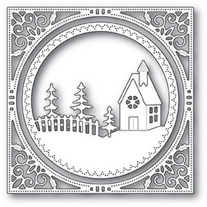 Memory Box - Dies - Country Church Frame