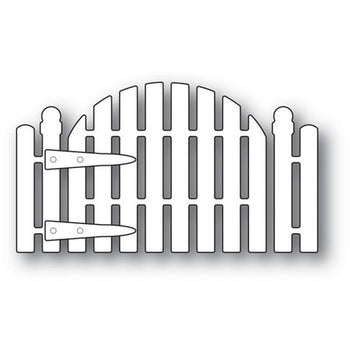 Memory Box - Dies - Cottage Garden Gate