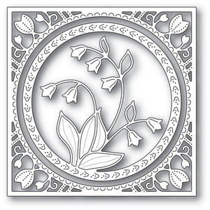 Memory Box - Dies - Lily of the Valley Frame