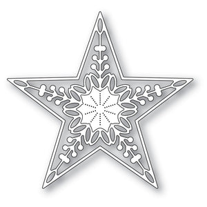 Memory Box - Dies - Chandele Star