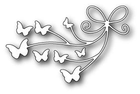 Memory Box - Dies - Beloved Butterflies