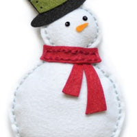 Memory Box - Dies - Plush Bundled Snowman
