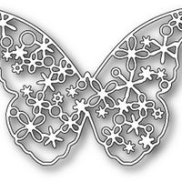 Memory Box - Dies - Leilani Butterfly