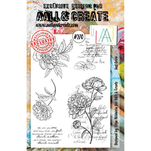AALL & Create - Stamps - Just Grow #270