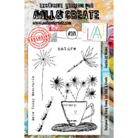 AALL & Create - Stamps - Cupful Of Wishes #271