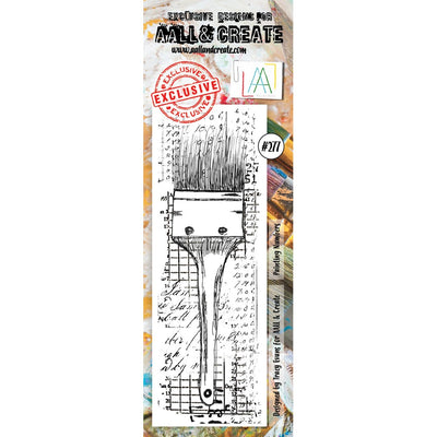 AALL & Create - Stamps - Painting Numbers #277