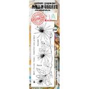 AALL & Create - Stamps - Passion Flowers #278