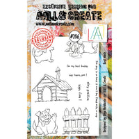 AALL & Create - Stamps - Best Mate #286