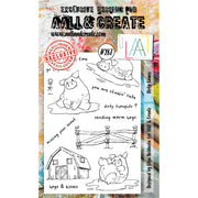 AALL & Create - Stamps - Dirty Games #287