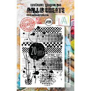 AALL & Create - Stamps - Checks #291