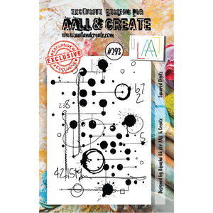 AALL & Create - Stamps - Squared Digits #293