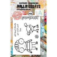 AALL & Create - Stamps - All Good Times #296