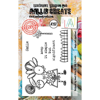AALL & Create - Stamps - Simple But Significant #297