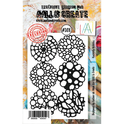 AALL & Create - Stamps - Knobbly Bobbles #308