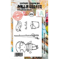 AALL & Create - Stamps - Go Fish #315