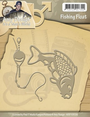 Amy Design - Fish & Bobber