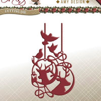 Amy Design - Reindeer Ornament