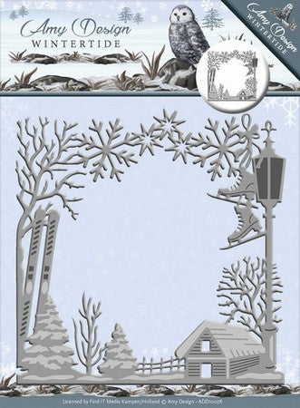 Amy Design - Dies - Wintertide - Frame