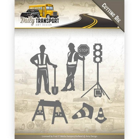 Amy Design - Dies - Daily Transport - Road Construction