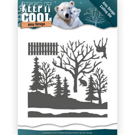 Amy Design - Dies - Keep It Cool - Cool Forest
