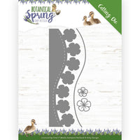 Amy Design - Dies - Botanical Spring - Blossom Border
