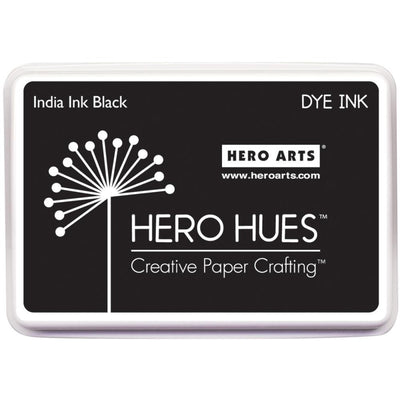 Hero Arts - Dye Ink Pad - India Ink Black