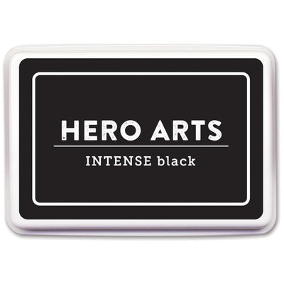 Hero Arts - Dye Ink Pad - Intense Black