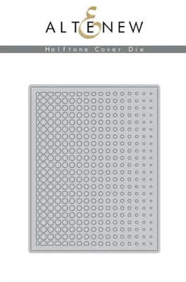 Altenew - Dies - Halftone Cover