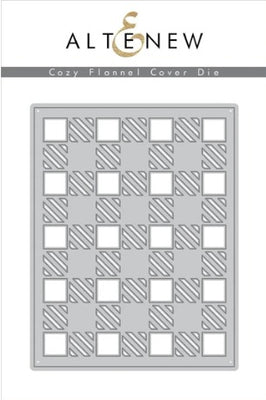 Altenew - Dies - Cozy Flannel Cover