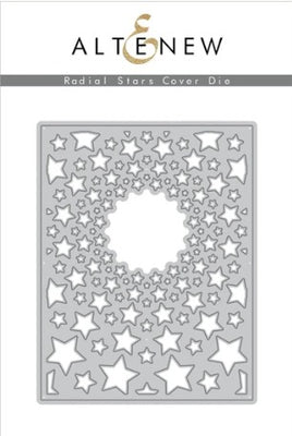 Altenew - Dies - Radial Stars Cover