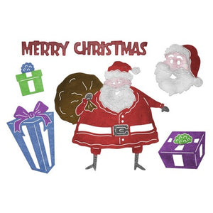 Cheery Lynn Designs - Fun Santa