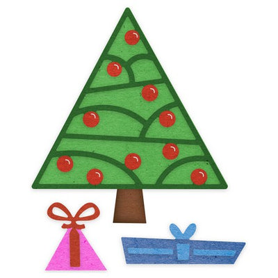 Cheery Lynn Designs - Deco Christmas Tree