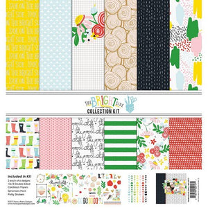 Fancy Pants - 12 x 12 - The Bright Side Collection Kit