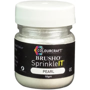 Brusho Sprinkleit - Pearl (ships around June 15)